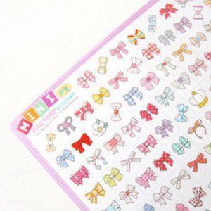 Other - BuJo Mini Bows Sticker Set 2 sheets